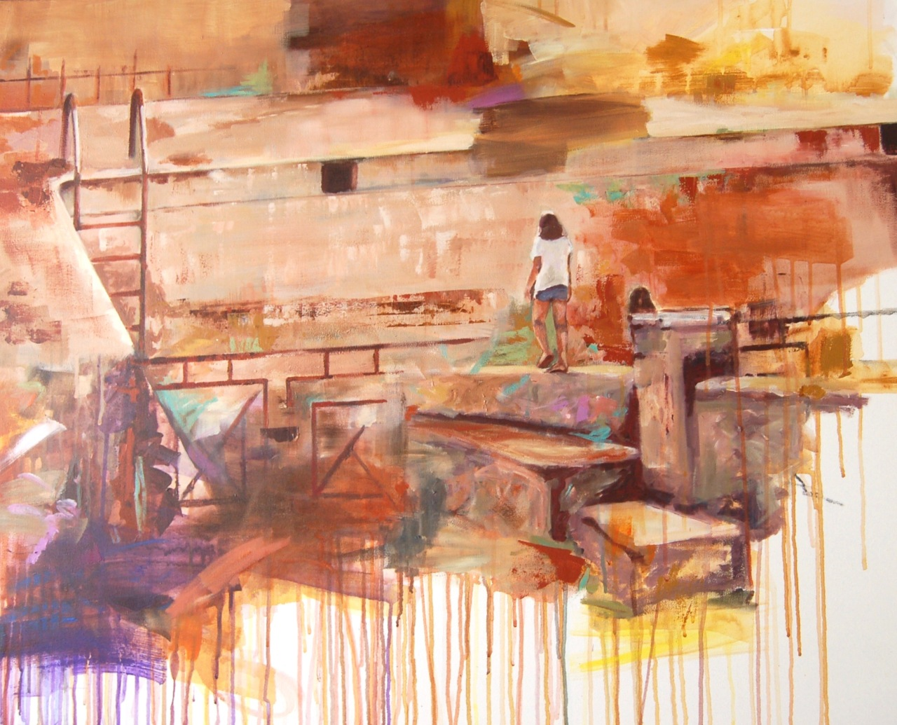 "@=""charline bourcier peinture contemporaine"""