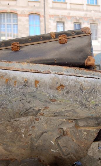 """@=""""Charline Bourcier Installation Marseille Passage de l'art"""""""