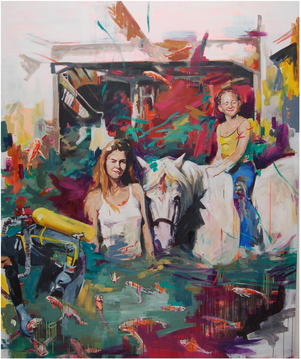 charline Bourcier artiste